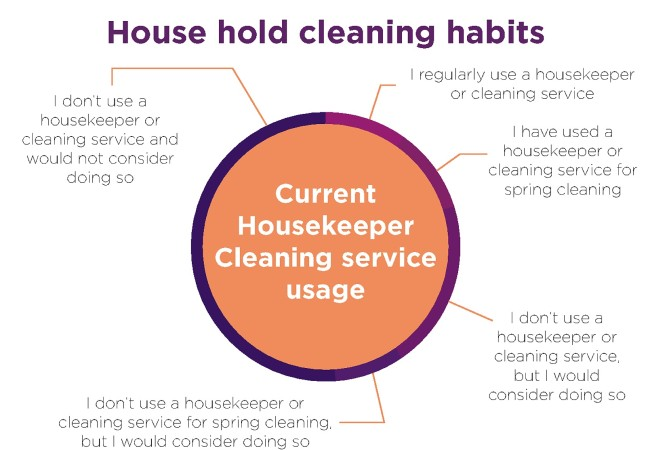 House Cleaning Facts (Infographic)