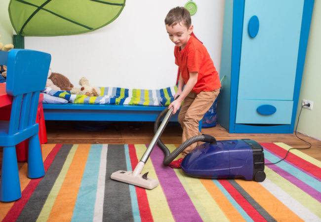 Five Surefire Ways To Get Your Kids To Clean Their Rooms House Cleaning Tips And Tricks