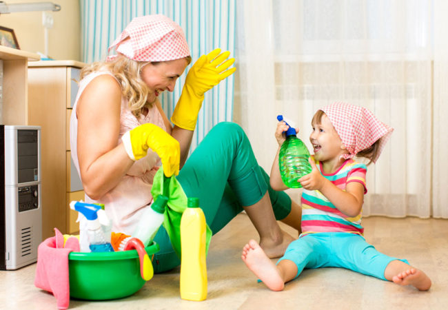Beat the Clock with These Cleaning Shortcut Tips!