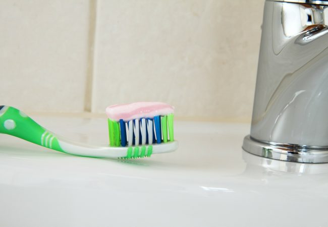 Toothpaste + Cleaning = A Match Made in Heaven!