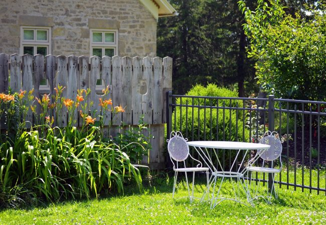 How to Make an Idle Garden Beautiful and Functional!