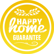 Happiness Guarantee Badge