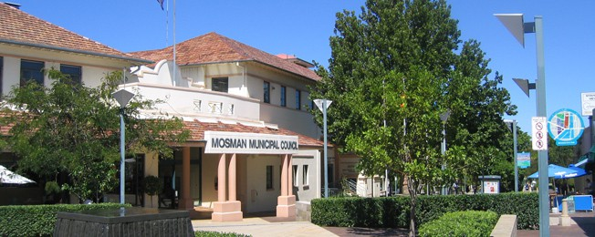 Mosman Council NSW