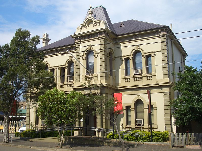 Waterloo Town Hall NSW