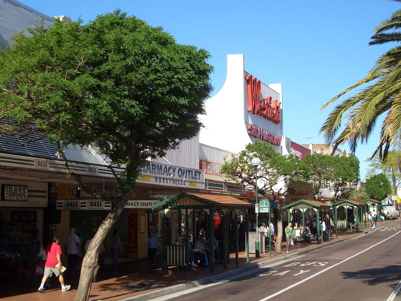 Forest Road, Hurstville