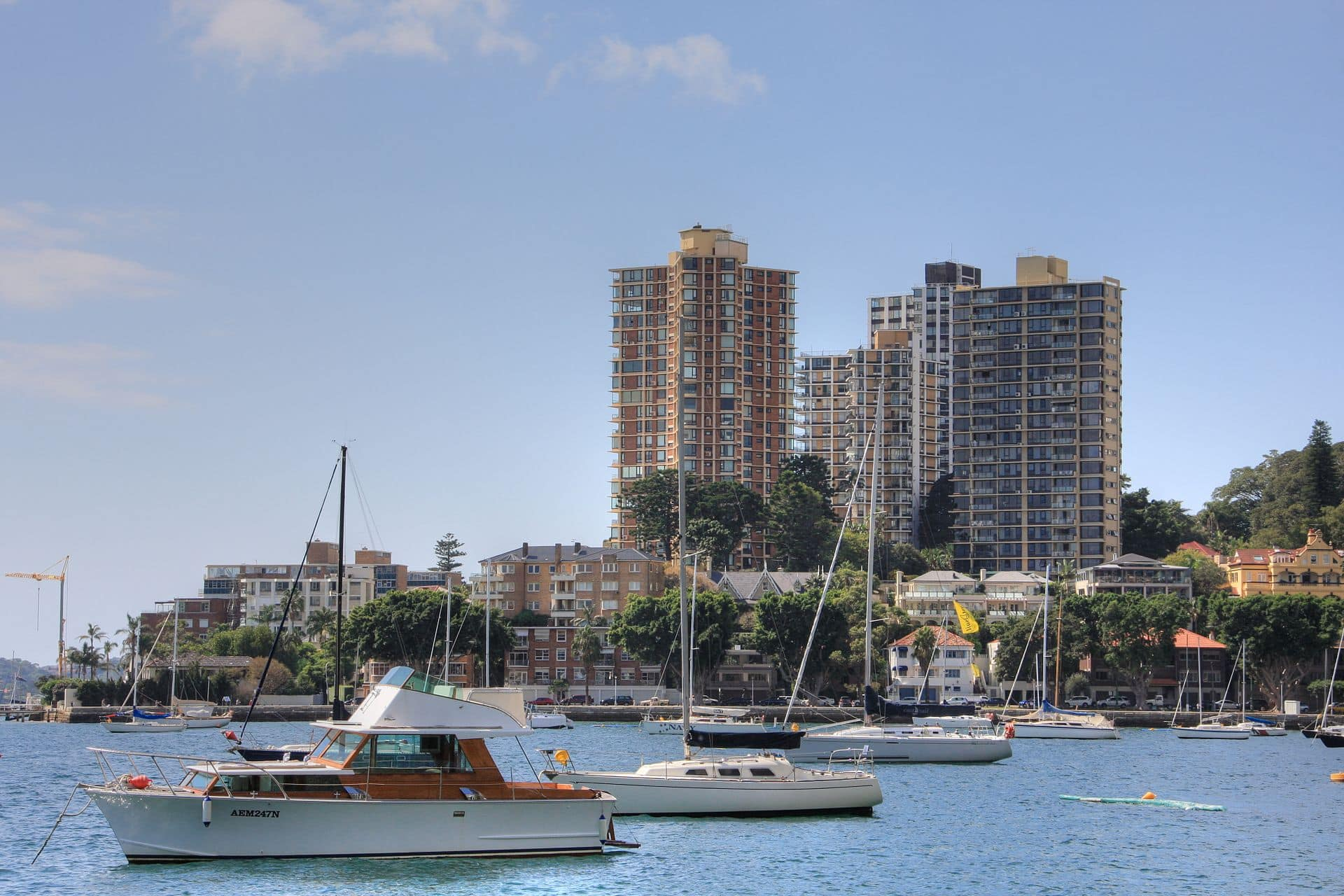 Darling Point New South Wales