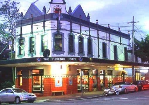 Phoenix Hotel, Woollahra, NSW
