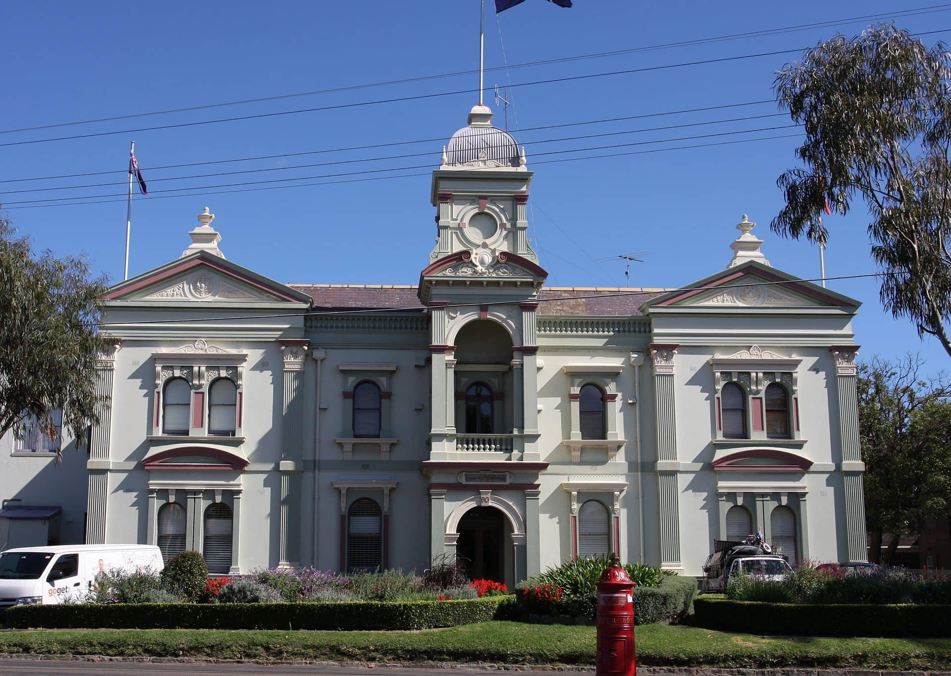 Randwick Town Hall, Avoca Street -  Randwick, NSW
