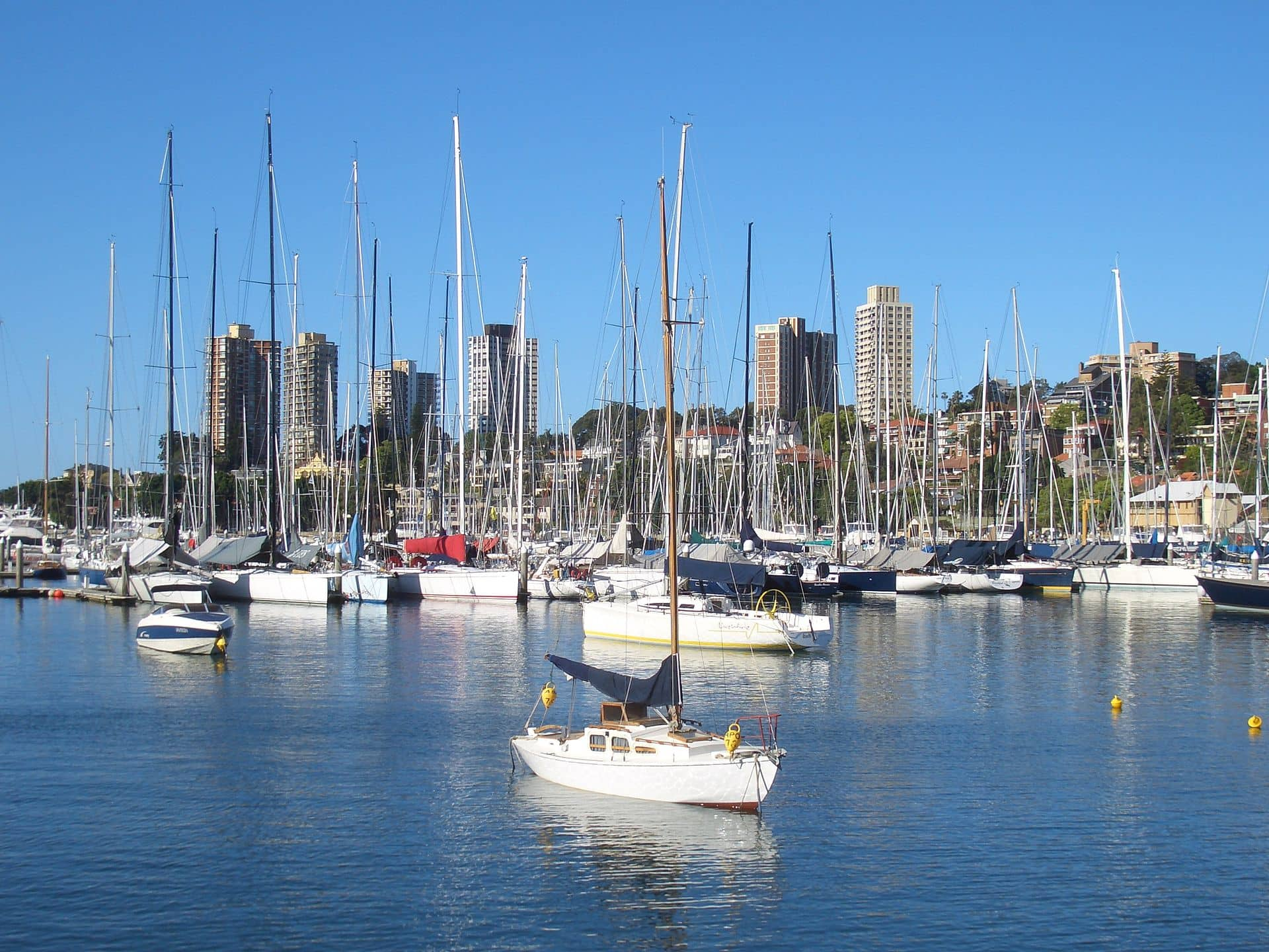 Rushcutters Bay, NSW
