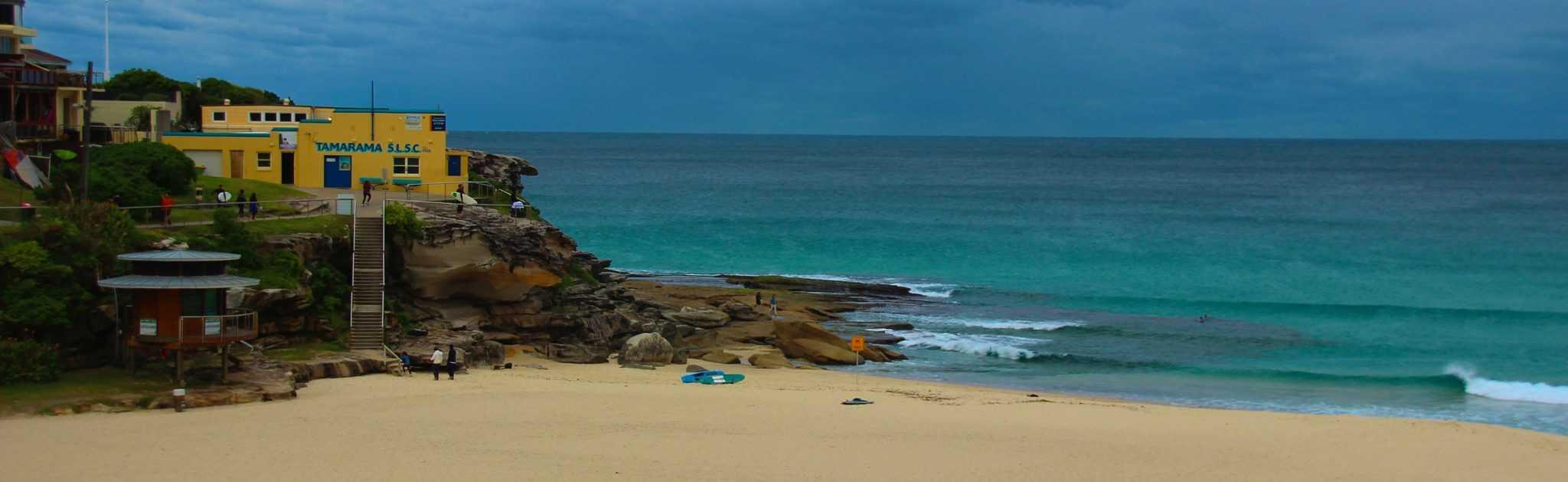 Tamarama beach, Tamarama NSW