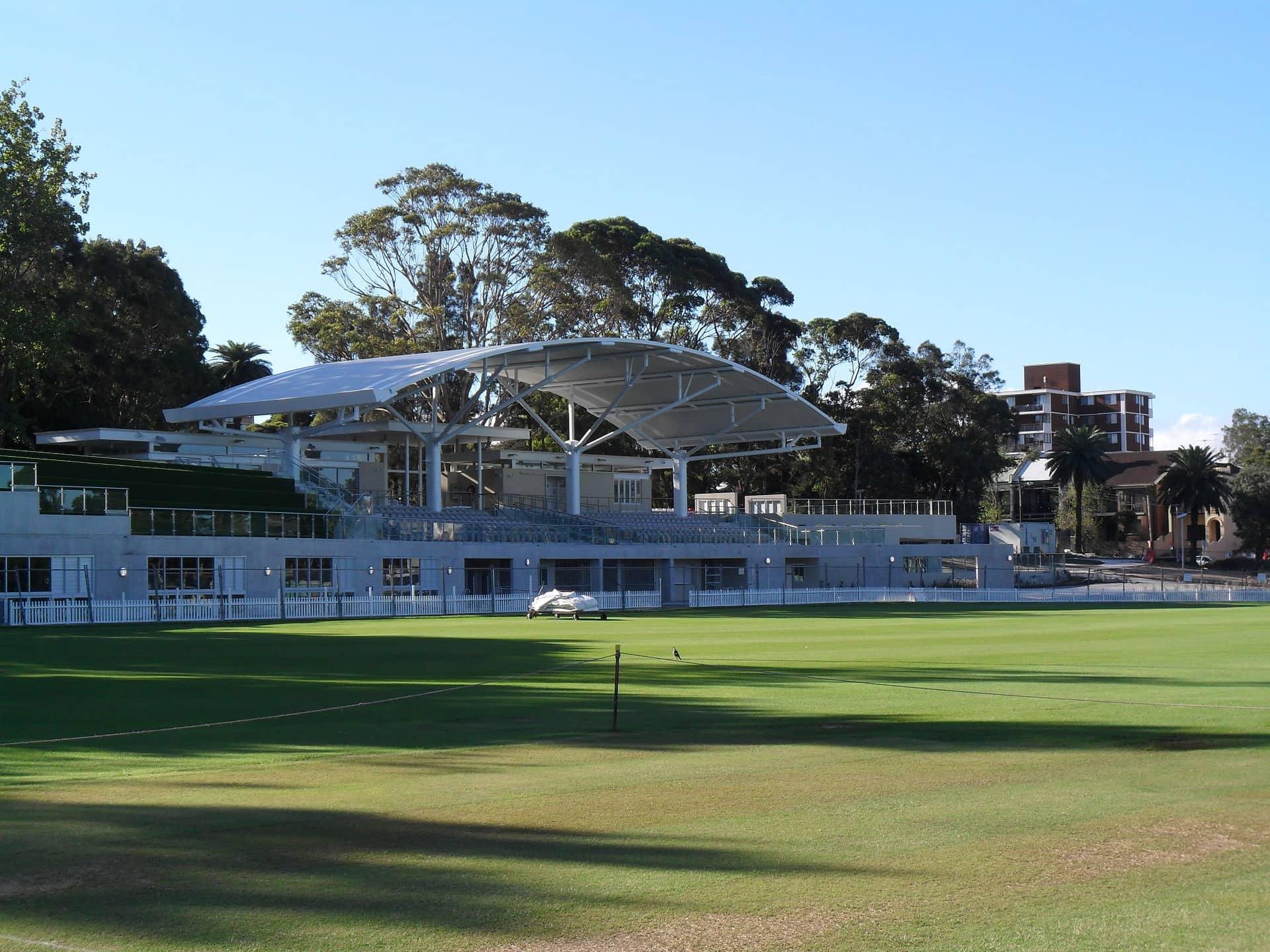 Waverley Oval, Waverley NSW