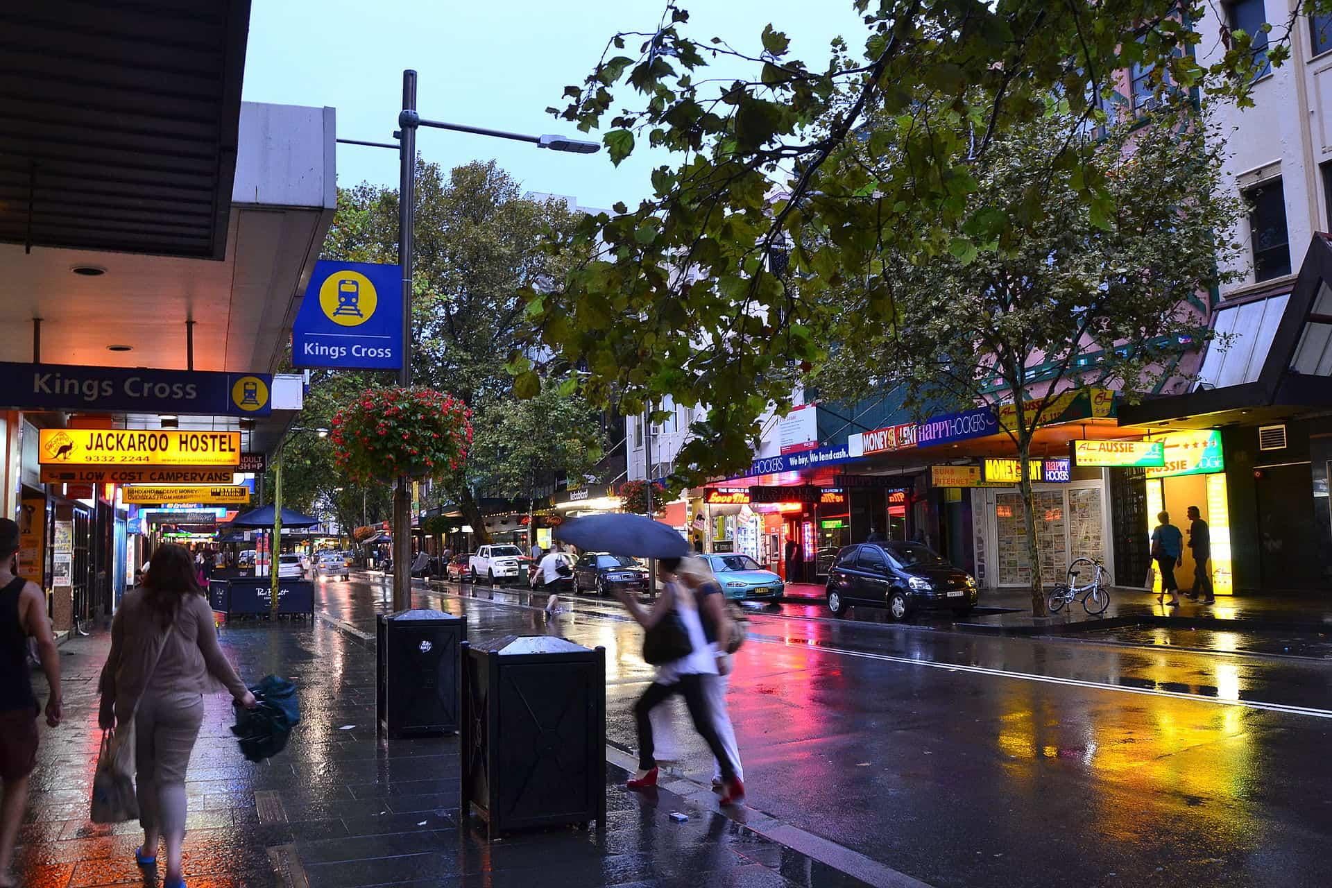 Darlinghurst Rd, Kings Cross, Sydney