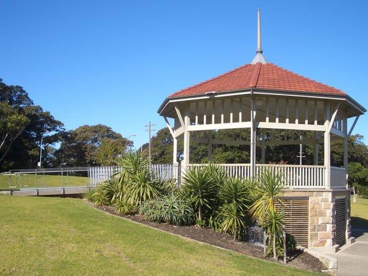Moore Park Rotunda, Sydney