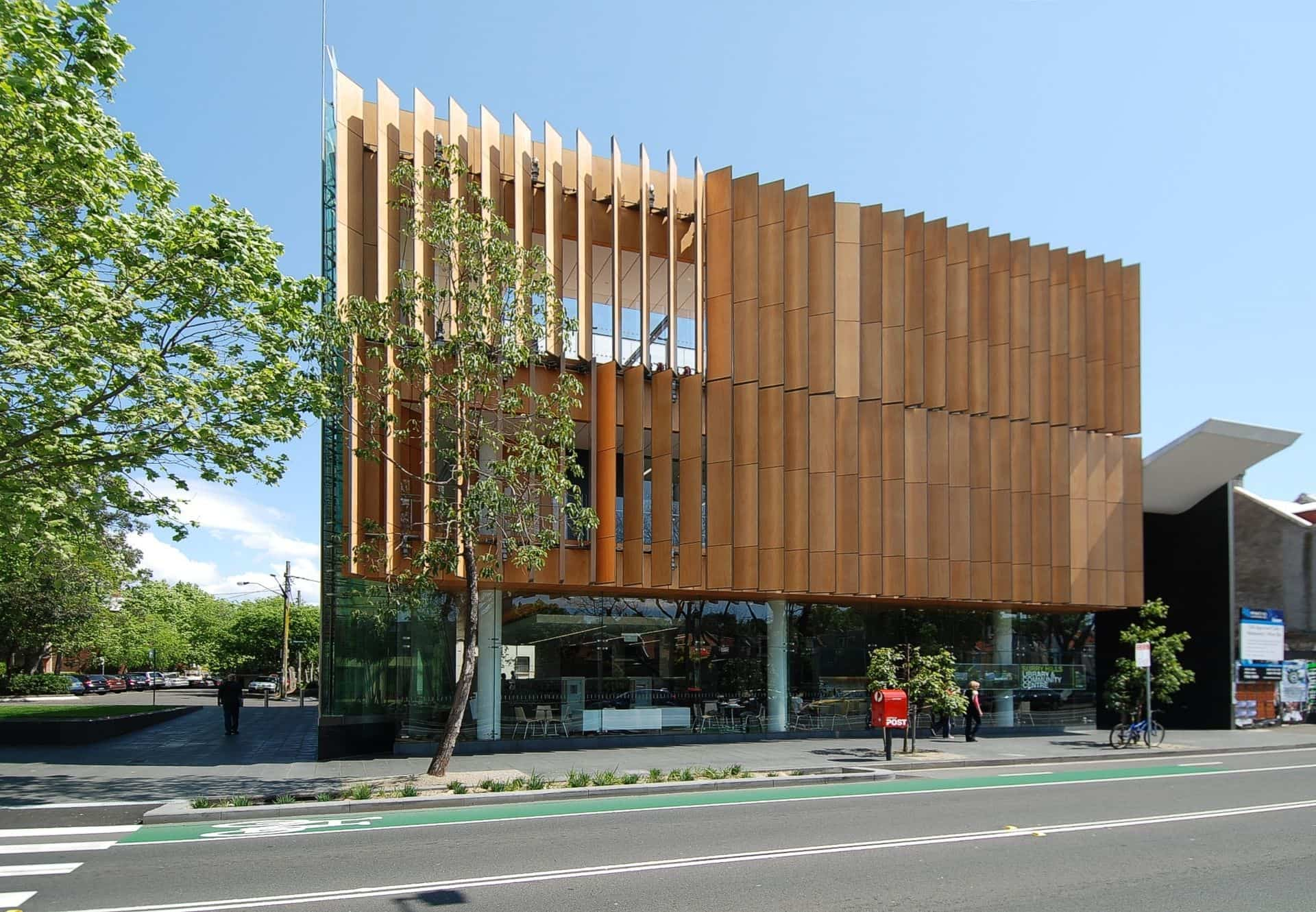 Surry Hills Library and Community Centre, Sydney, Australia.