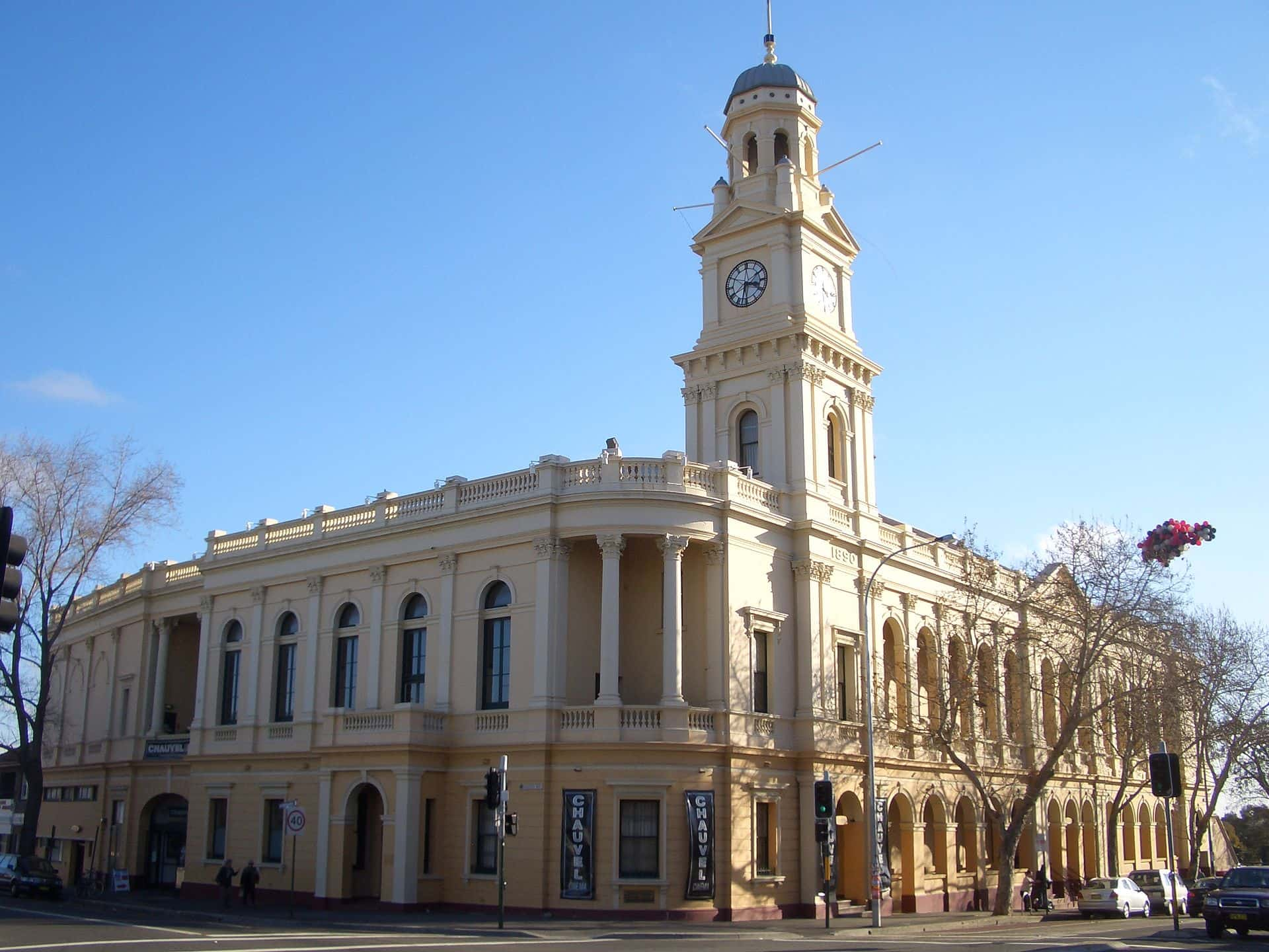 Town Hall, Oxford Street, Paddington, Sydney