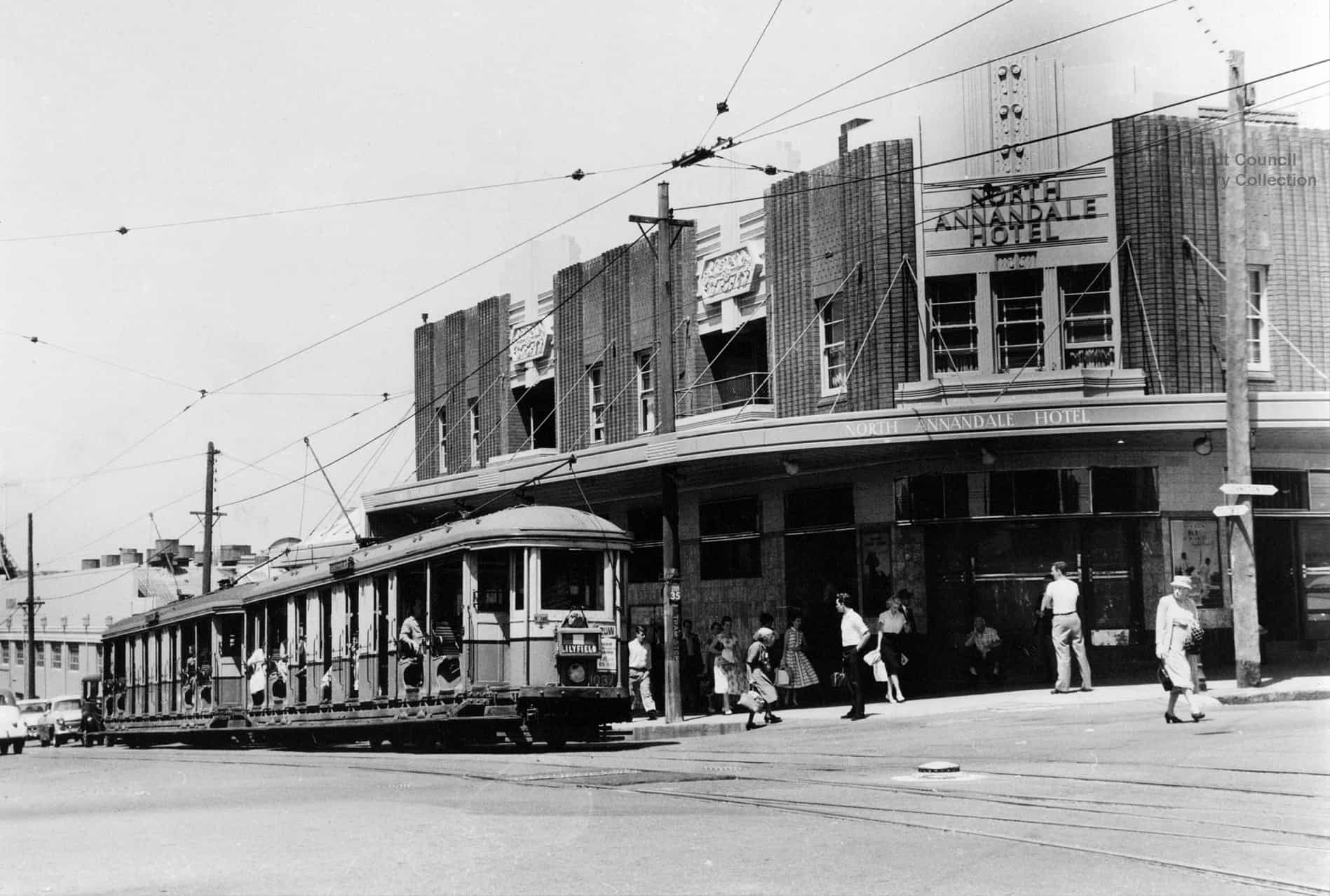 Corner Booth and Johnston Streets, Annandale, NSW 1955