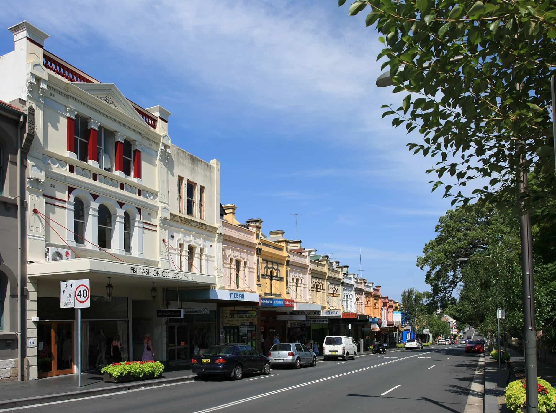 Glebe NSW