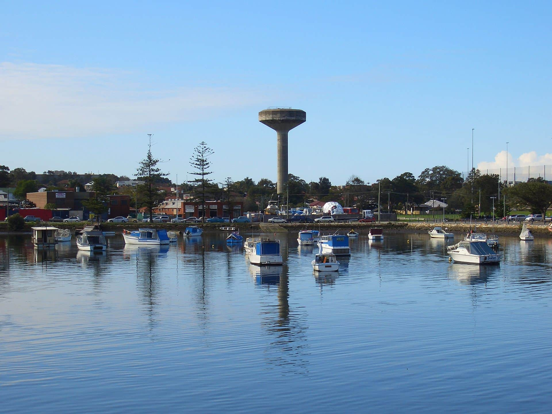 Cooks River, Tempe, Sydney