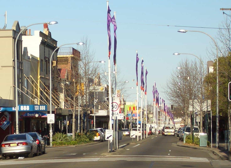 Marrickville, Sydney, Australia.