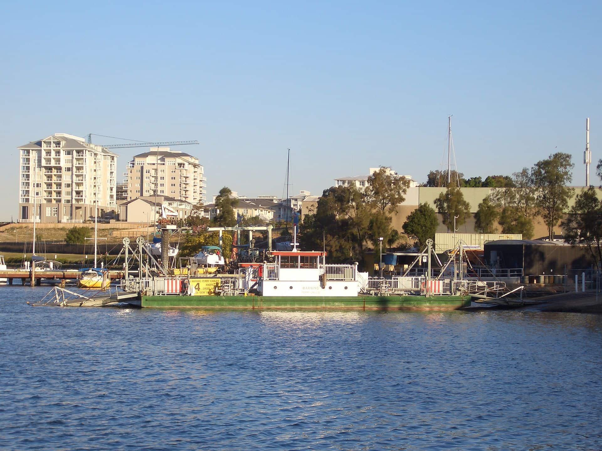 Mortlake Punt, Sydney