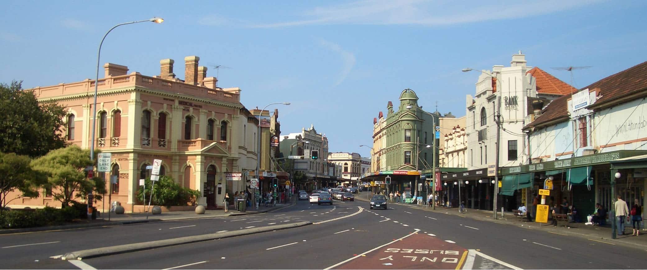 Newtown NSW