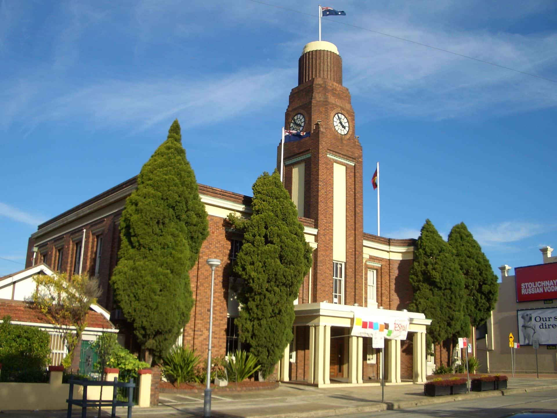 Petersham Town Hall, Sydney, Australia