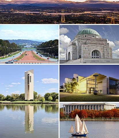 Canberra ACT