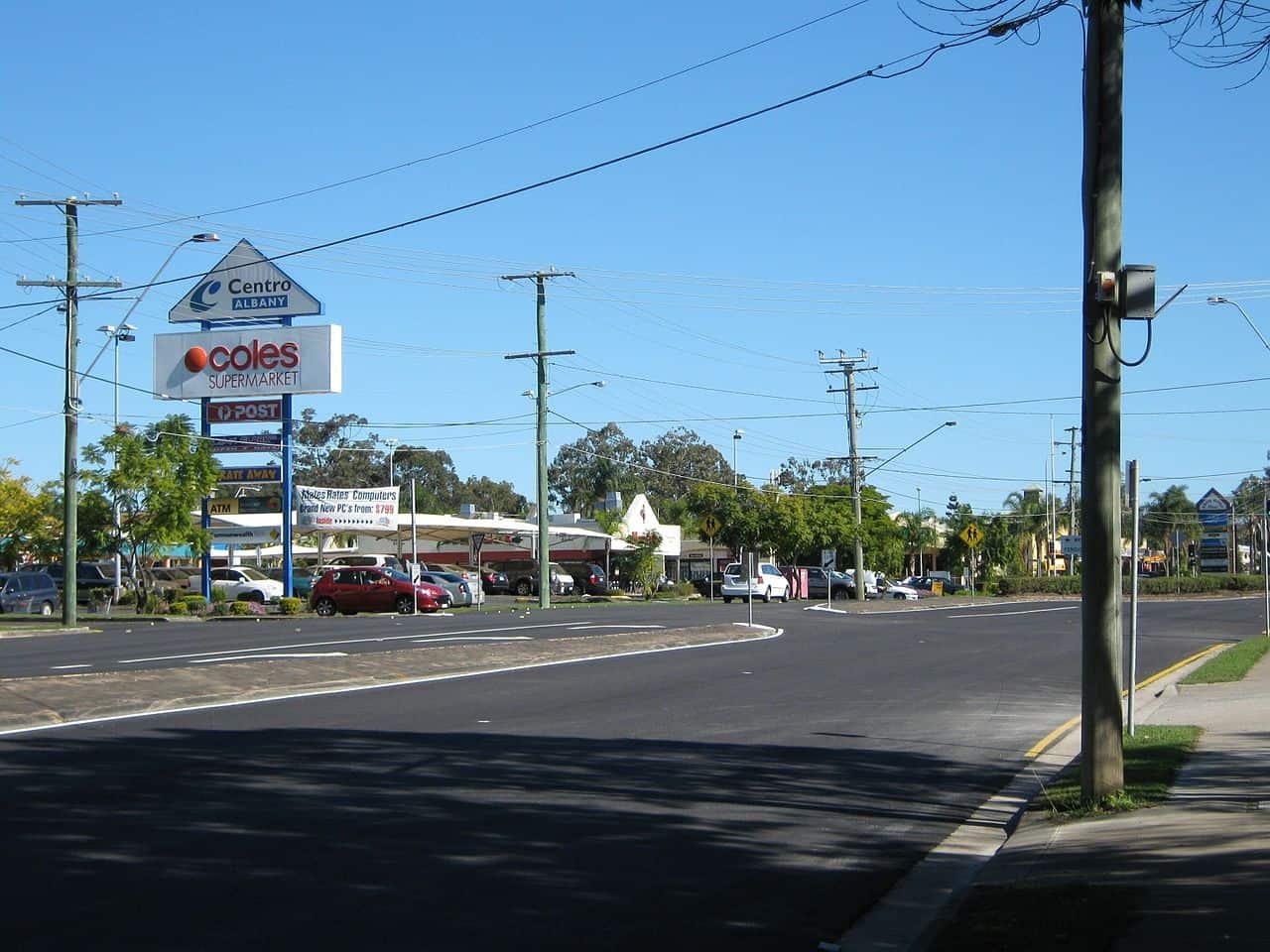 Albany Creek Road, Albany Creek, Queensland