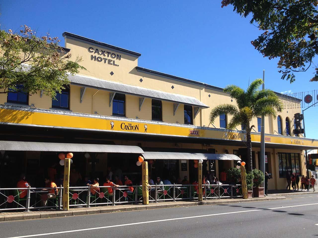 Caxton Hotel - Paddington, QLD