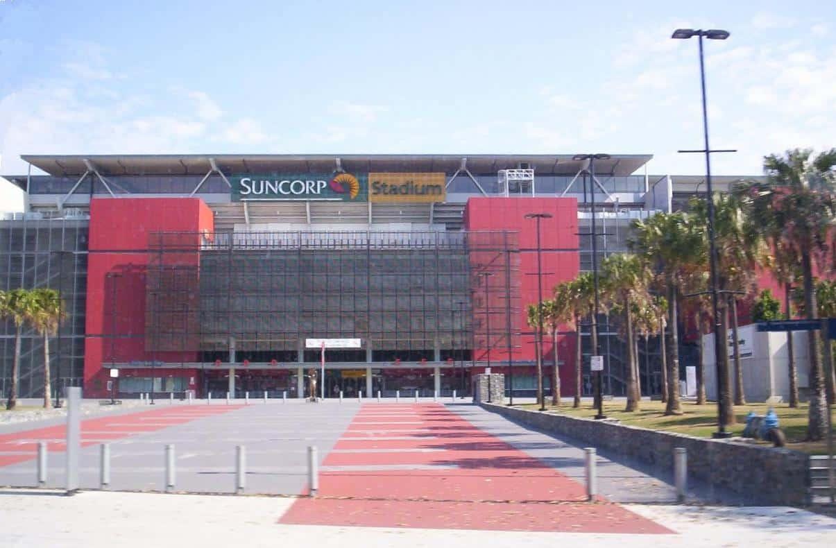 Suncorp Stadium, Milton, in Brisbane, Queensland, Australia