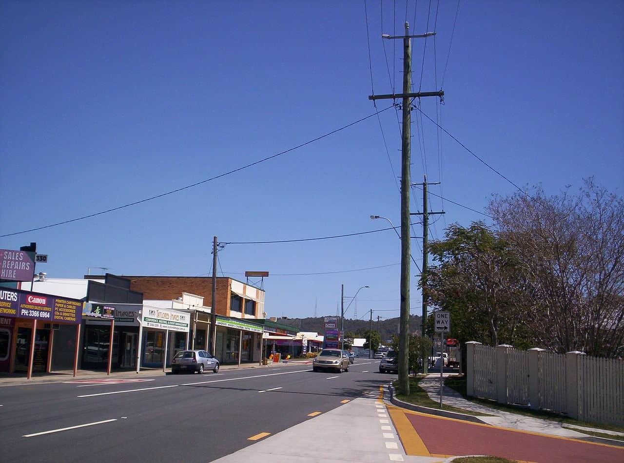 Waterworks Road, Ashgrove, Queensland, Australia